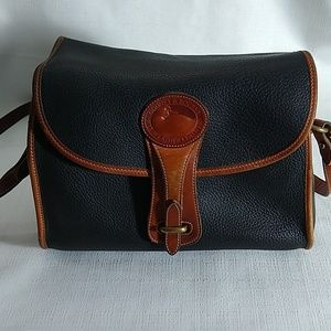 Vintage Dooney & Bourke R65 Large Essex Handbag